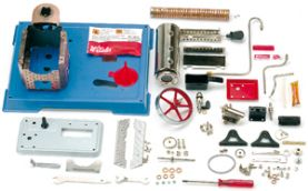 Wilesco Steam Engine Kit D9.Free UK delivery !